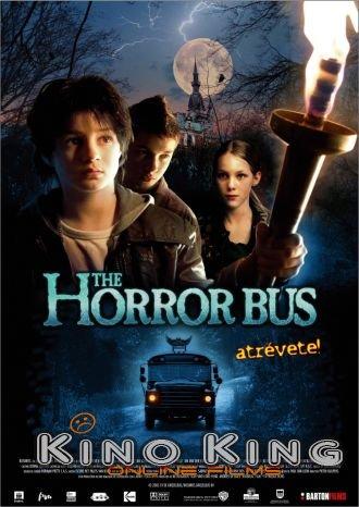 Мальчик-оборотень и волшебный автобус