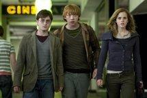 Гарри Потер и Дары смерти видео