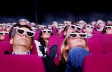 3D-кино теряет популярность