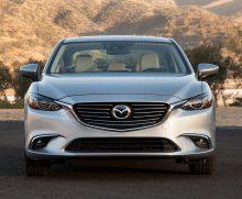 Новая шестерка: Mazda представила обновленную версию