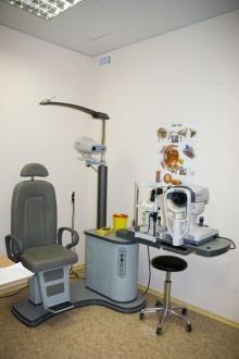 Каким должно быть рабочее место врача-офтальмолога?