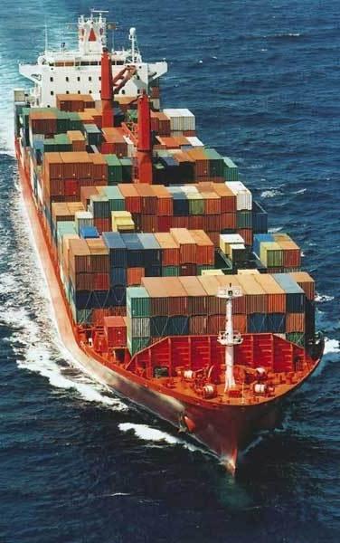 Преимущества морской доставки сборных грузов в Украине