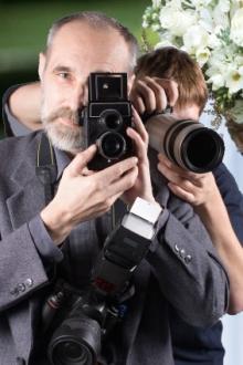 Как выбрать фотографа на свадьбу?