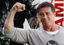Сталлоне заступился за гормон роста и тестостерон