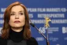 "Изабель Юппер представила на Берлинале фильм ""Ева"""